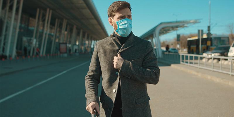 DRV-Blogbeitrag-Corona-Maske-Flughafen